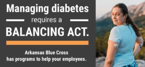 Managing diabetes requires a balancing act